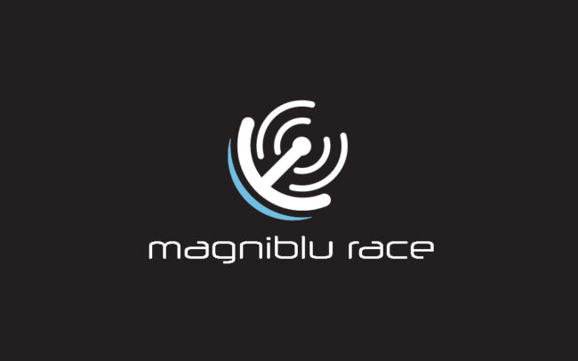 MAgniblu race logo
