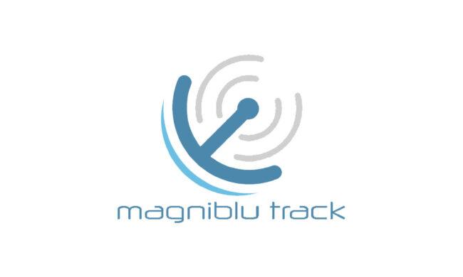Magniblu track logo